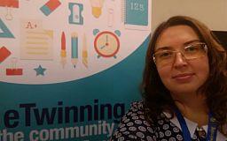 Учительница английского языка реализовывает европейские проекты в сельской школе Криворожского района