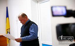Не судите строго: Юрий Островский, который ударил журналиста в Кривом Роге, просит наказать его штрафом
