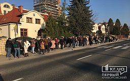 Криворіжці, які тимчасово проживають у Польщі, проголосували одними із перших