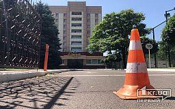 Очередное минирование в Кривом Роге: правоохранители ищут взрывчатку в гостиницах
