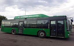 На дорогах Кривого Рога скоро появятся 10 больших пассажирских автобусов