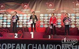 Криворожанка завоевала золото на чемпионате Европы