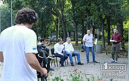 Вперше у Кривому Розі проводяться відкриті дебати кандидатів у народні депутати