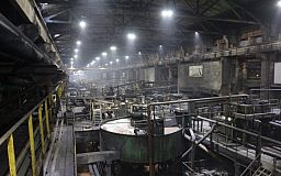 Северный ГОК модернизирует систему освещения за 50 миллионов гривен