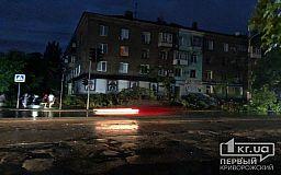 Полиция считает, что ДТЭК халатно относится к восстановлению электроснабжения в дома жителей Кривого Рога