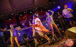 Экстремальное велошоу, зажигательное караоке и большой праздничный концерт с участием звезд – стало известно, как будут развлекать криворожан в День металлурга и горняка