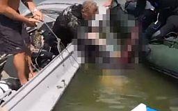 В Днепропетровской области мужчина убил сожительницу, утопил ее труп в реке и скрывался от полиции
