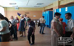 В Кривом Роге избирательный участок открылся с опозданием из-за технической ошибки