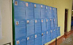 Из-за фальшивых плакатов на ОИК полиция в Кривом Роге открыла уголовное дело
