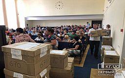 Кто лидирует на одномандатных избирательных округах в Кривом Роге