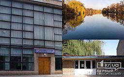 Реконструкцію палацу дитячої творчості, ДЮСШ та парку у Кривому Розі профінансує Мінрегіон України
