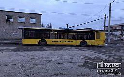 На несколько дней в Кривом Роге отменят рейсы 4 троллейбусных маршрутов