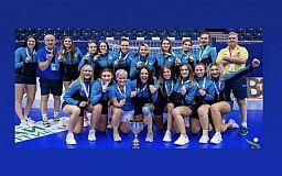 Криворожанка в составе сборной Украины по гандболу стала бронзовой призеркой на чемпионате Европы