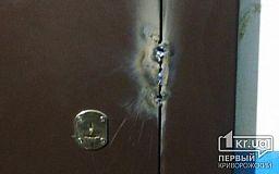 Пьяный криворожанин заварил соседям железную дверь