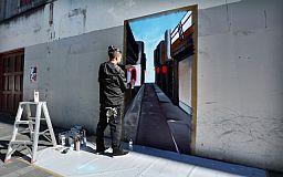 Новый облик Кривого Рога: в городе ищут талантливых художников и дизайнеров для создания муралов