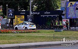 В Кривом Роге объявлен план «Сирена» - разыскивают вооруженных преступников на Mercedes-Benz