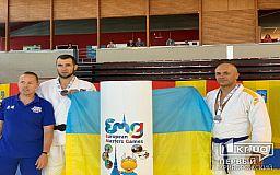 Криворожский дзюдоист завоевал бронзу на Европейских играх в Италии