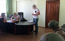 В Кривом Роге обыскивают прокуратуру и отделения полиции