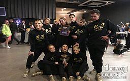 Танцевальный коллектив из Кривого Рога завоевал первое место на фестивале «Feel the Beat dance weekend»