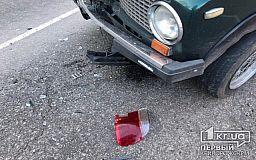 ДТП в Кривом Роге: на объездной дороге столкнулись две легковушки, пострадал мужчина