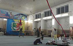 На стенах грибок, в зале +8 градусов: криворожские акробаты готовятся к чемпионату Украины