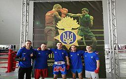 Криворожские нацгвардейцы завоевали золото и серебро на чемпионате по боксу