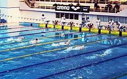 Криворожанка стала рекордсменкой на чемпионате Украины по плаванию