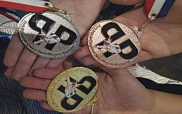 Криворожане завоевали медали на Международном турнире по тхэквондо в Германии