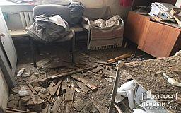 В криворожской больнице рухнул потолок, - свидетели