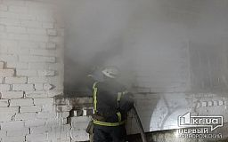 В Апостоловском районе мужчина сгорел во время пожара в частном доме