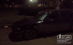 В Кривом Роге задержали водителя, который сбил женщину на «зебре»