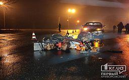 В Кривом Роге в ДТП погиб мотоциклист (фото 18+)