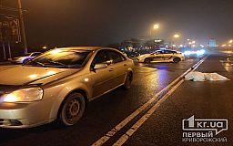 На проспекте 200-летия Кривого Рога погиб пешеход (фото 18+)