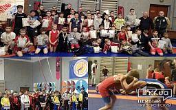 Больше ста спортсменов поучаствовали в криворожском турнире по вольной борьбе