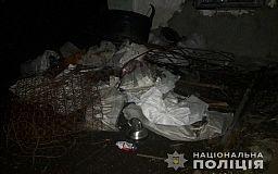 В поселке под Кривым Рогом правоохранители ликвидировали незаконный пункт приема металла
