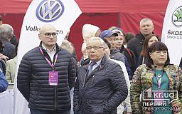 Удод пропустил большинство заседаний облсовета, но поехал в Брюссель получать награду «Кривой Рог – Европейский город спорта 2020»