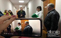 В знак протеста депутаты «Оппоблока» прекратили заседание комиссии по вопросам образования в Кривом Роге