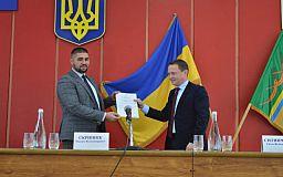 В Широковском районе представили нового главу райгосадминистрации