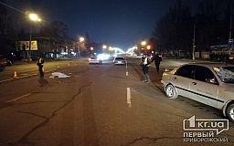 Полицейские разыскивают свидетелей смертельной аварии в Кривом Роге
