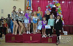 Криворожские акробаты завоевали бронзовые медали на чемпионате Украине во Львове