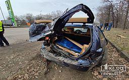 ДТП в Кривом Роге: на объездной дороге столкнулись Volkswagen и Skoda