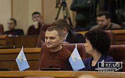 Четверо криворожских депутатов покинули зал заседания в знак протеста