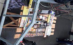 В Кривом Роге оштрафуют торговца незаконной пиротехникой