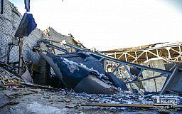 В Кривом Роге обвалилась крыша Современника - что поменялось за год