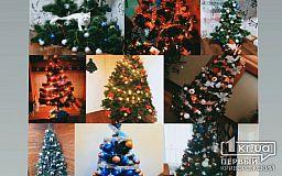 Искусственные и живые: фото новогодних елок читателей сайта «Первый Криворожский»