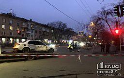Проезд закрыт: в Кривом Роге во время ДТП пострадала женщина