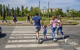3 года ожиданий, 9 ДТП - история светофоров возле больницы в Кривом Роге