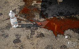 За неделю в результате ДТП на дорогах Кривого Рога погибли 2 горожанина