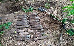 В Апостоловском районе мужчина искал металлолом, а нашел взрывоопасные снаряды