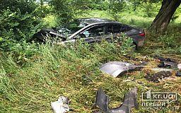Три человека пострадали в результате лобового столкновения на Криворожской трассе (Обновлено)
